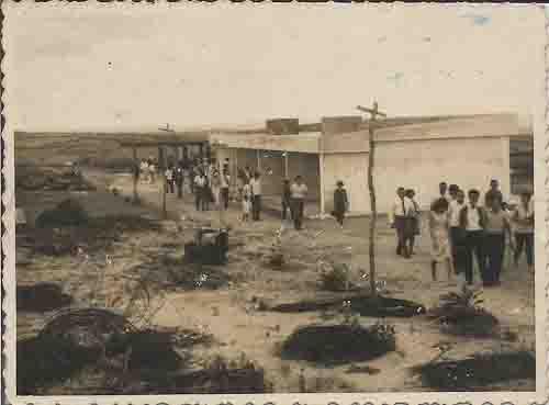 Visita à Colônia de Férias em Garanhuns – 1965