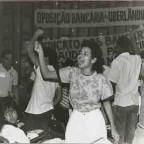 Campanha Salarial  – Encontro Nacional Bancários e Securitários – São Paulo – 1989