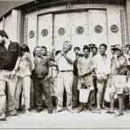 Banorte Ato público contra as demissões mar. 90